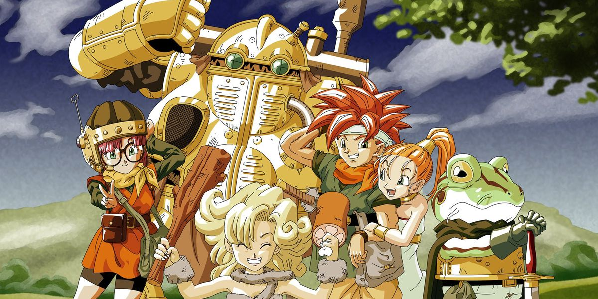 Dragon Quest FM, S2 E30 – Chrono Trigger is a Dragon Quest Game, Right?