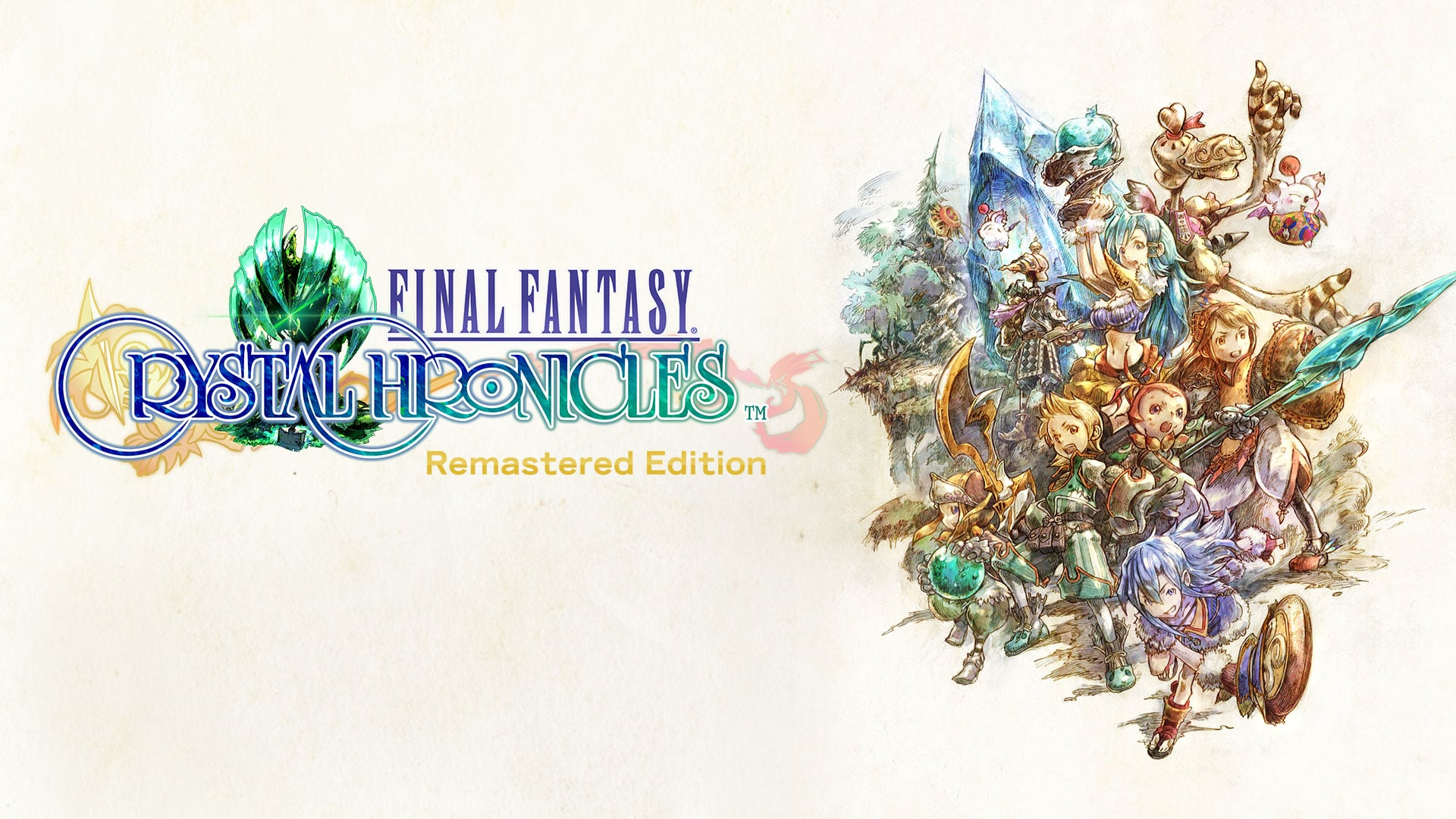 Final Fantasy Crystal Chronicles Remastered Edition (Nintendo Switch First Impressions)