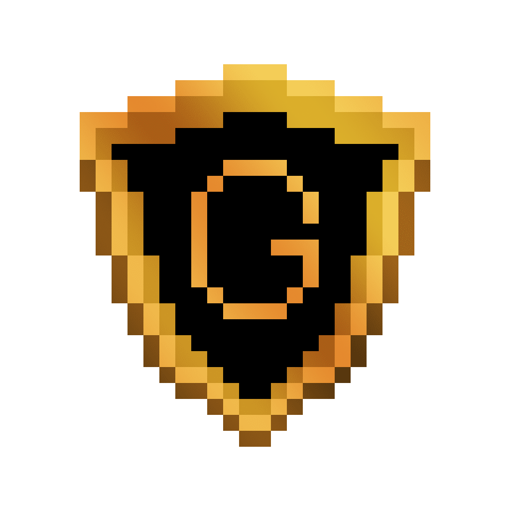 gold g shield