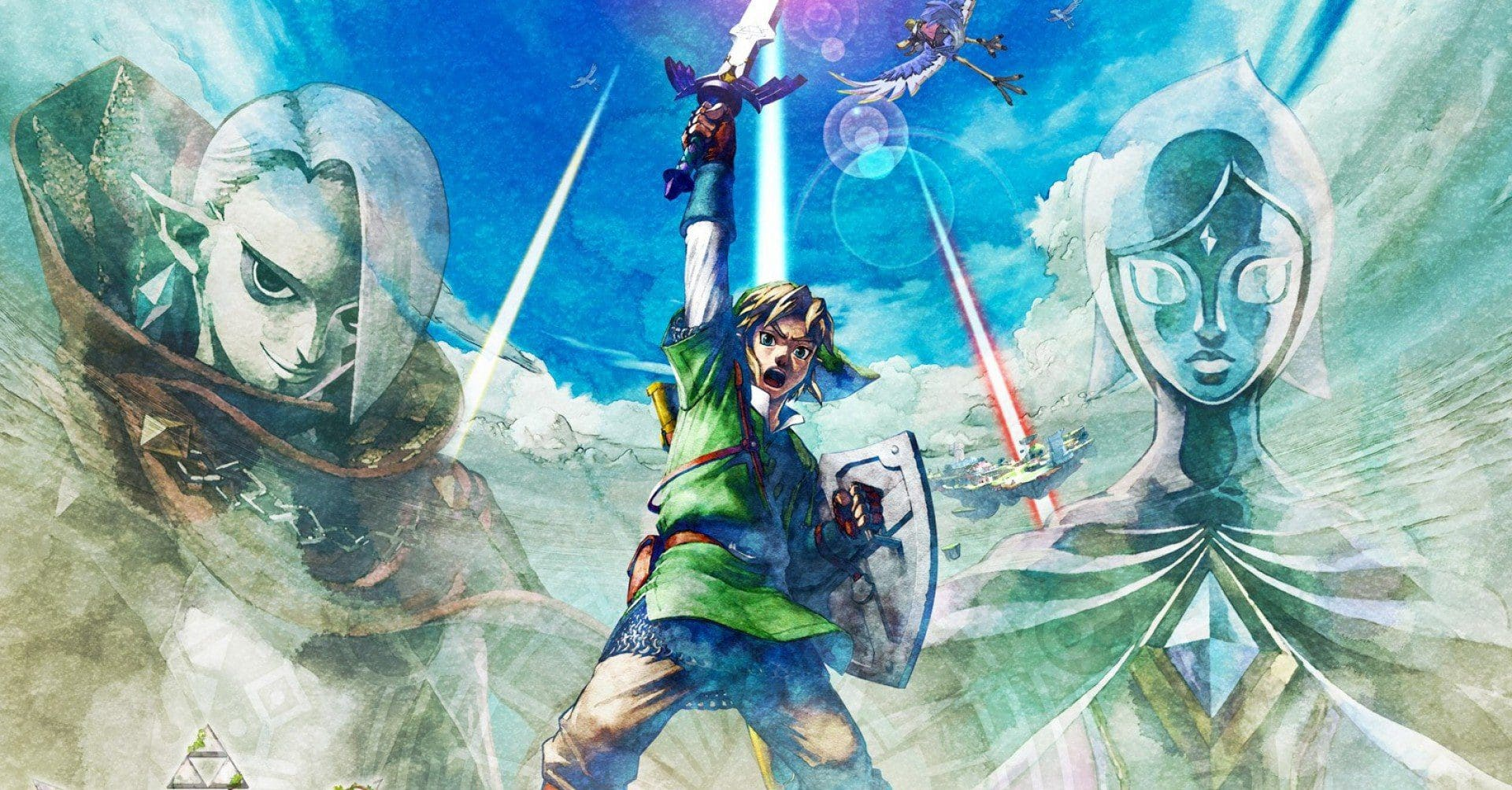 A Zelda: Skyward Sword Switch Version Really Needs to Happen