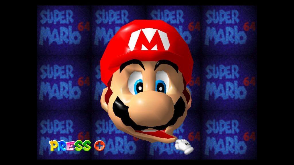 take that, Mario's lip!