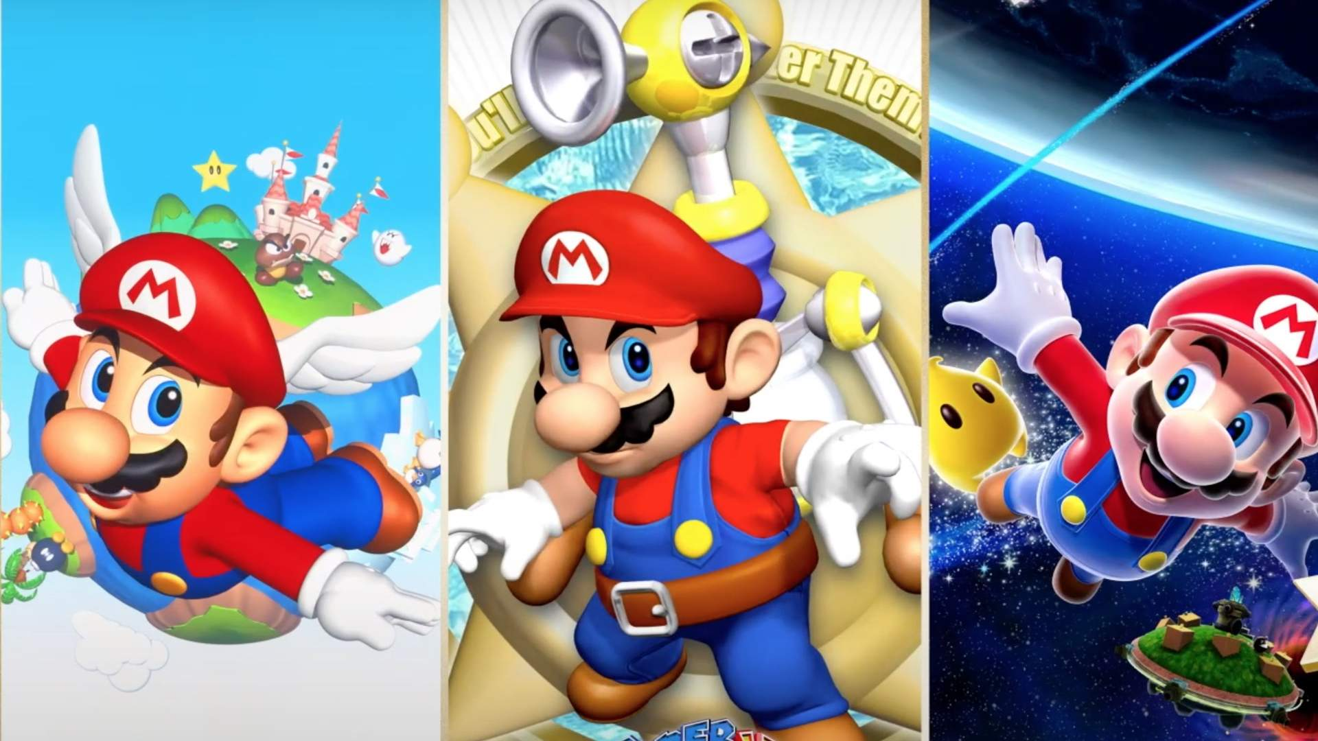 3 of the Best Mario Games Ever are in Super Mario 3D All-Stars! Woohoo!