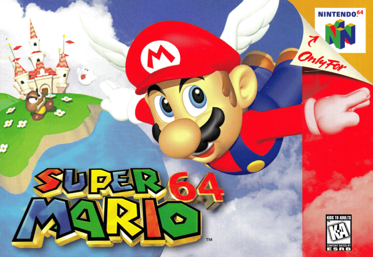 Super Mario 64 and Me: Discovering the Lost Years of My Youth