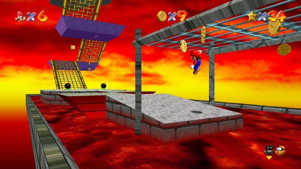 Super Mario 64 in HD