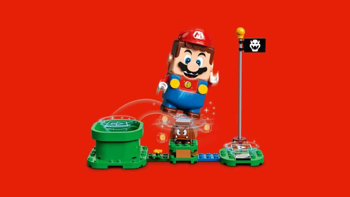 LEGO Super Mario Starter Set (Toy Review)
