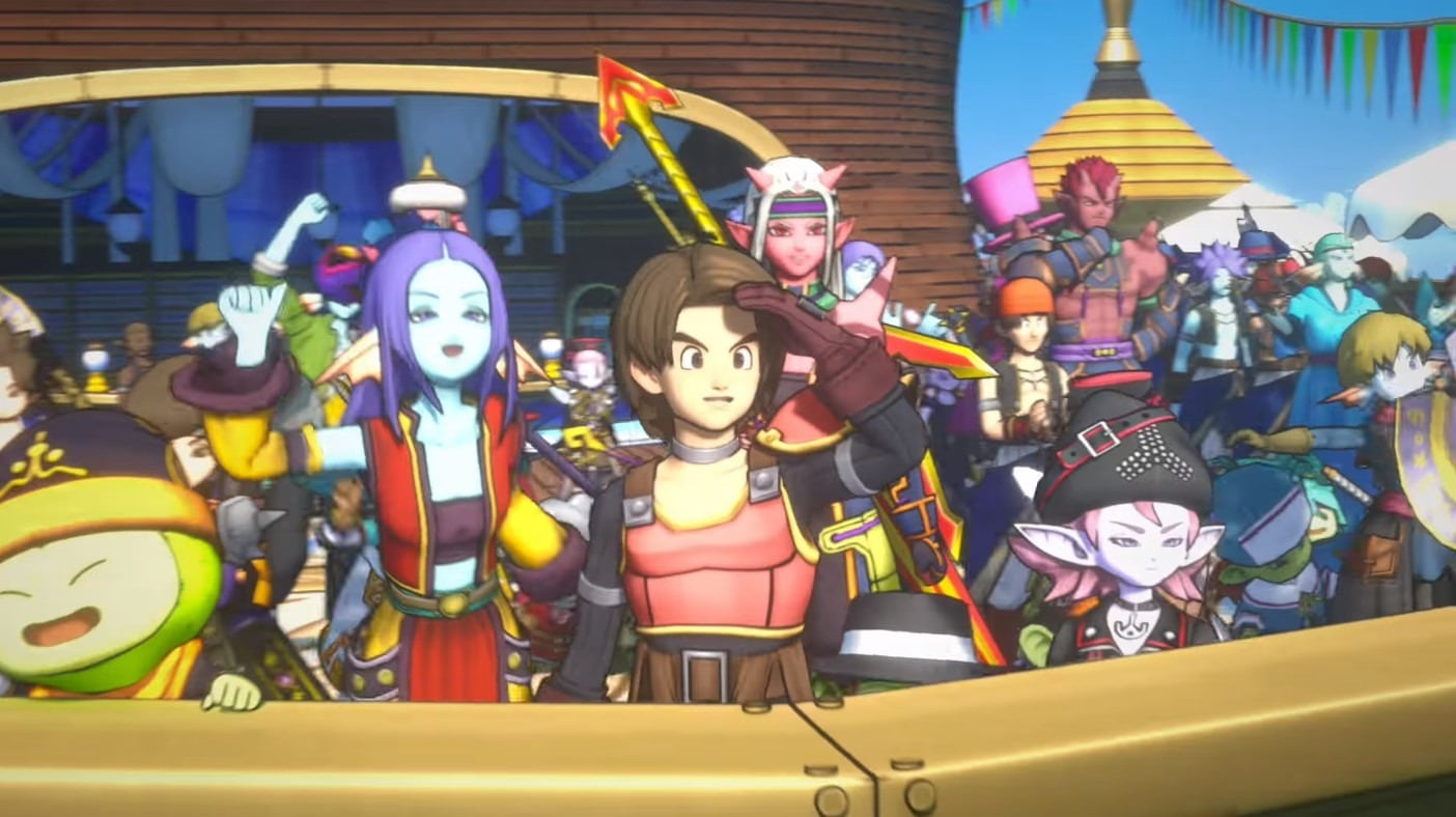 Dragon Quest Games We Need In The West