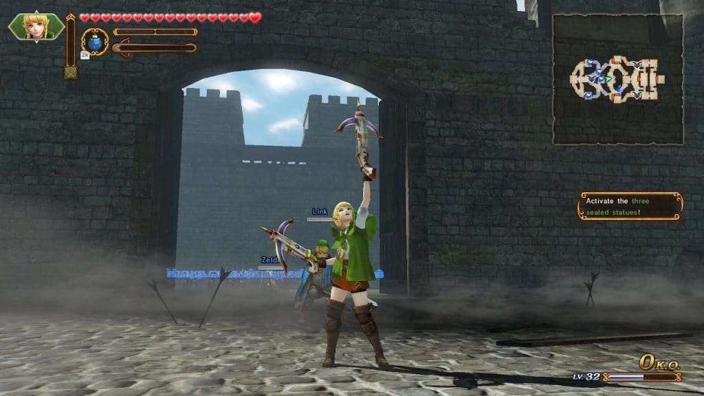 If you don't love Linkle, you're a robot. Don't be a robot.