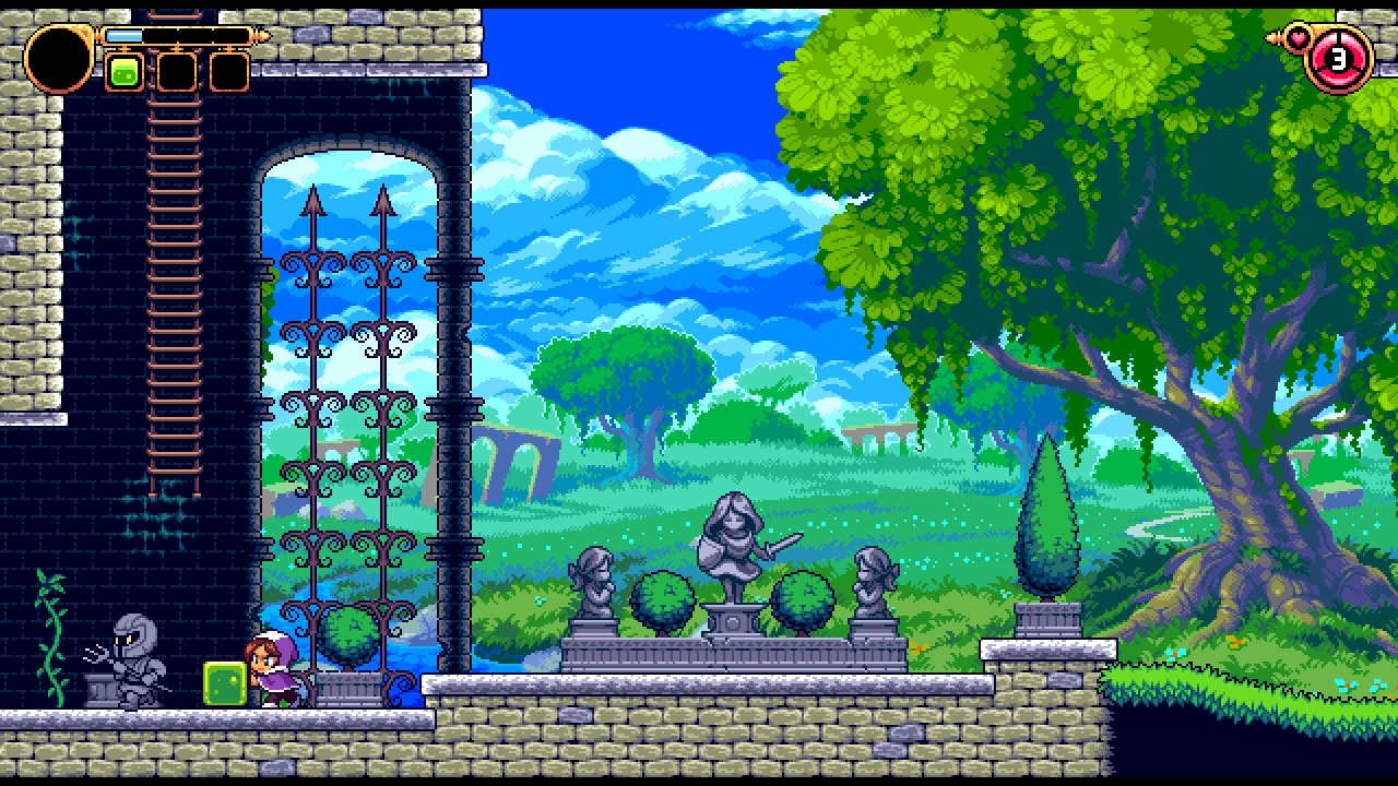 Alwa's Legacy (Video Game Review)