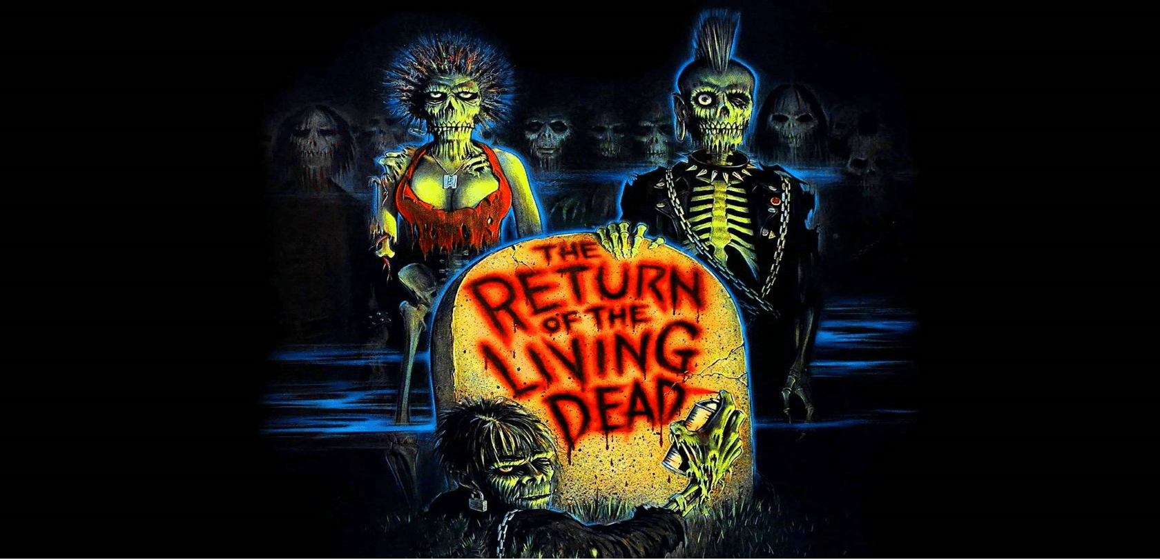 Return of the Living Dead (1985) [Schlockoholics Anonymous]