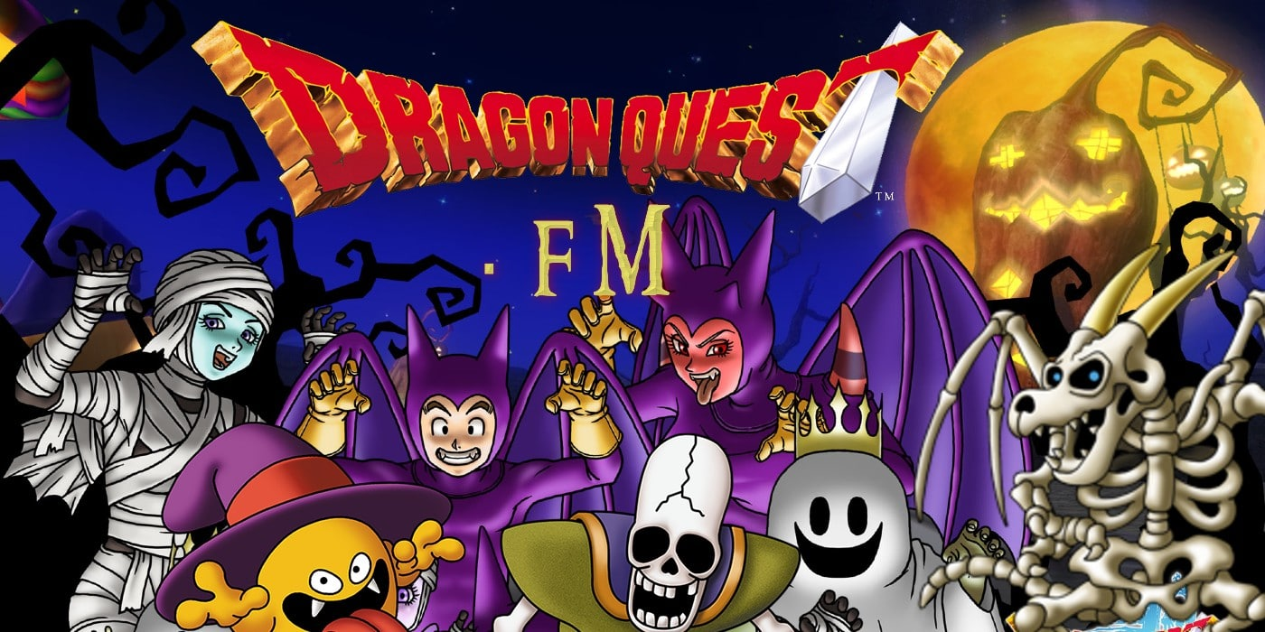 dragon quest fm halloween