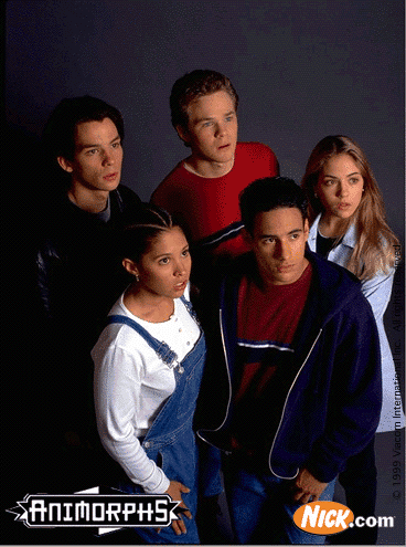 animorphs tv cast