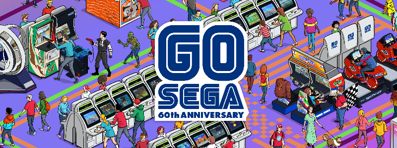 SEGA Turns 60! (A Short History Of One Of Gaming's Greatest Companies)