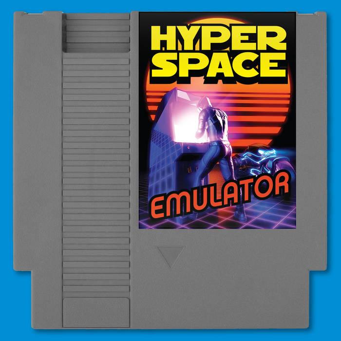 Cover of Hyperspace's Album Emulator