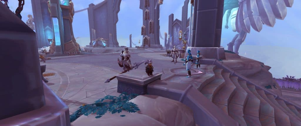 Screenshot in Bastion
