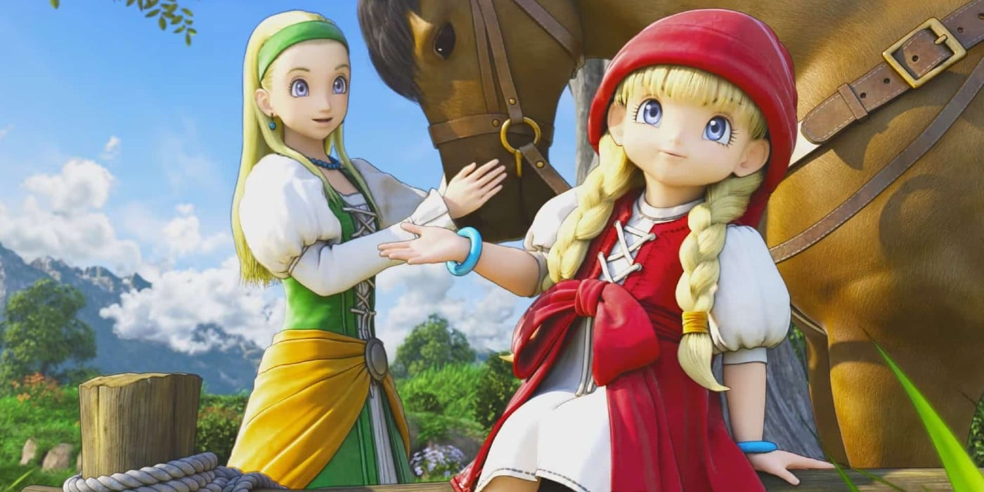 best things about veronica dragon quest 11
