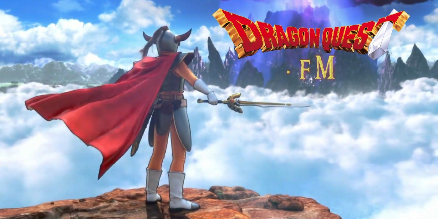 Dragon Quest FM S2 E45 – Dragon Quest 35th Anniversary Wishlists