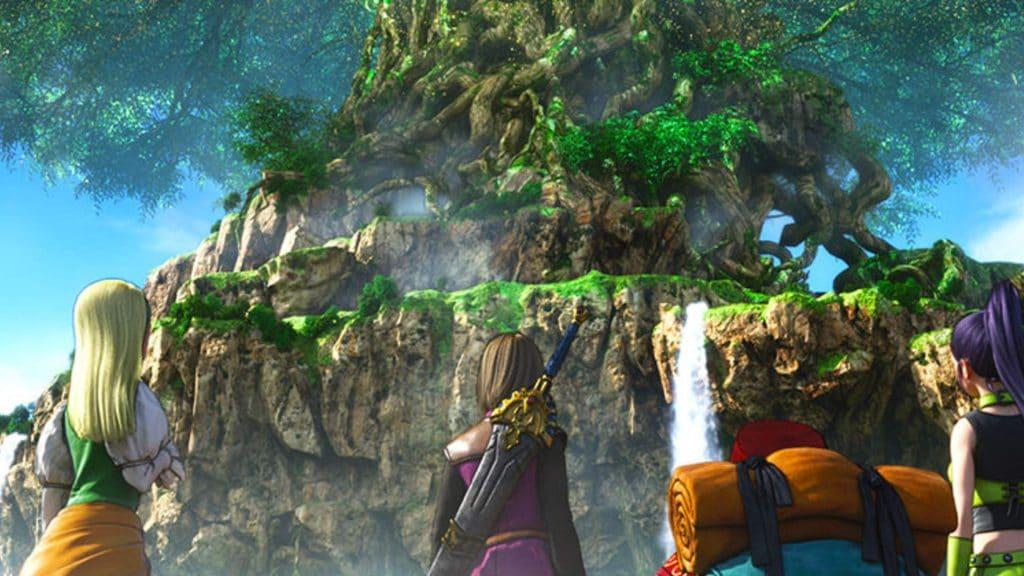 dragon quest xi sequel or prequel