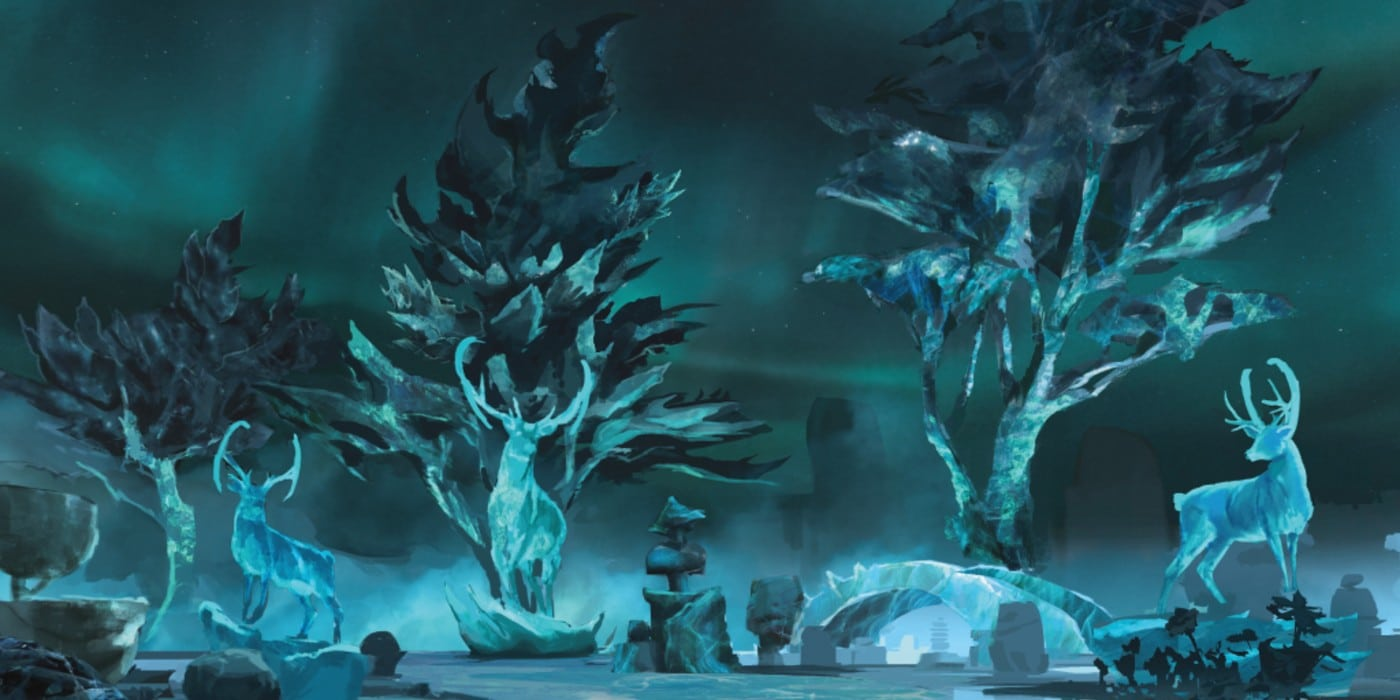Icewind Dale: Rime Of The Frostmaiden Makes The Perfect Creepy Christmas Campaign