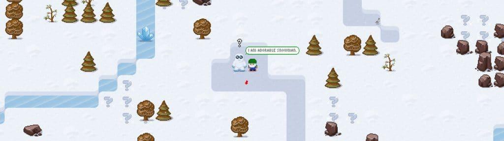 SantaCraft Adorable Snowman
