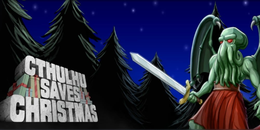 Cthulhu Saves Christmas [Video Game Review]
