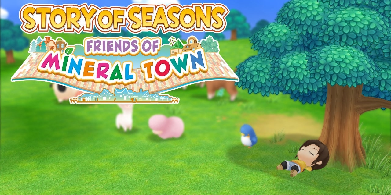 Story of Seasons: Friends of Mineral Town (Video Game Review)