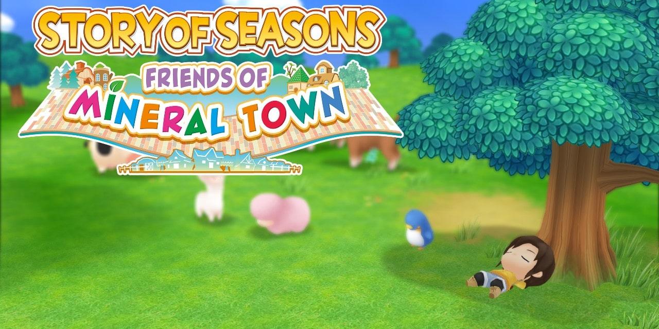 Story of Seasons FoMT