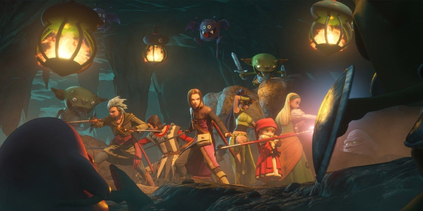 dragon quest xi s reasons to play the game