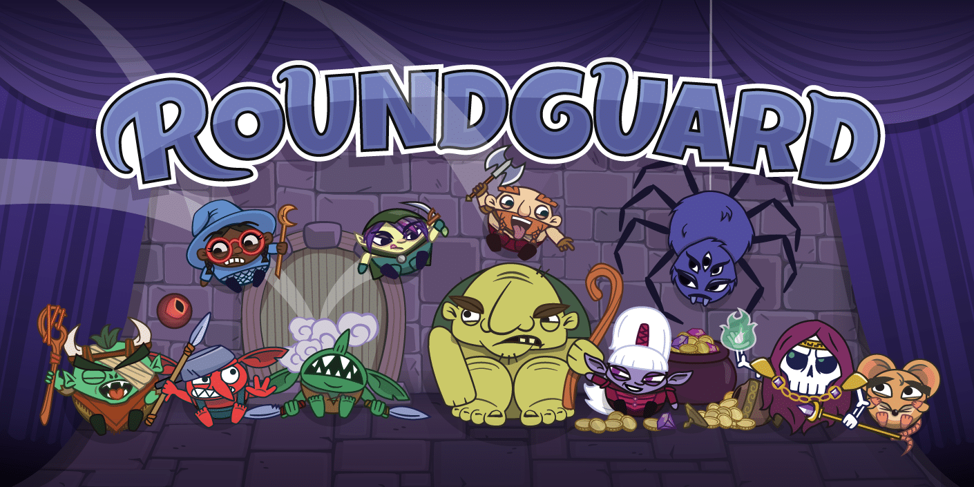 Roundguard (Video Game Review)