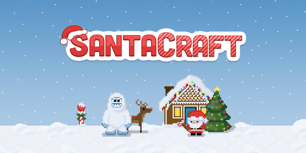 SantaCraft (Video Game Review)