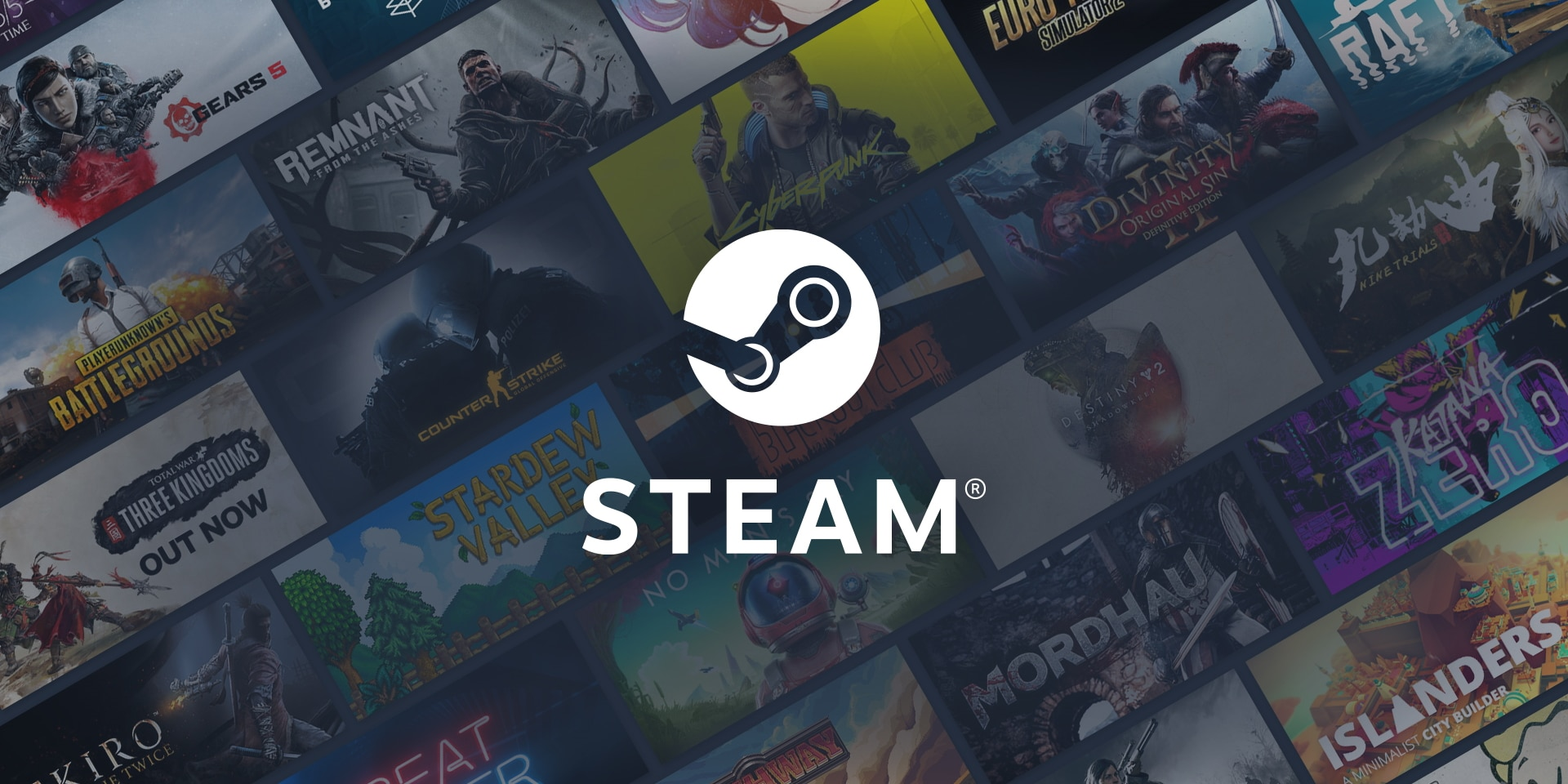 Introducing Geek to Geek Media's Steam Group – With Among Us & More!
