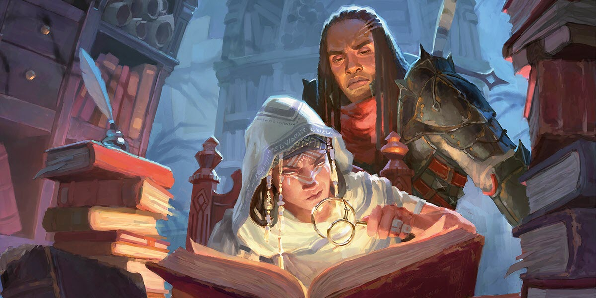 """Next Up for D&D: """"Candlekeep Mysteries"""" Adventure Anthology on March 6!"""