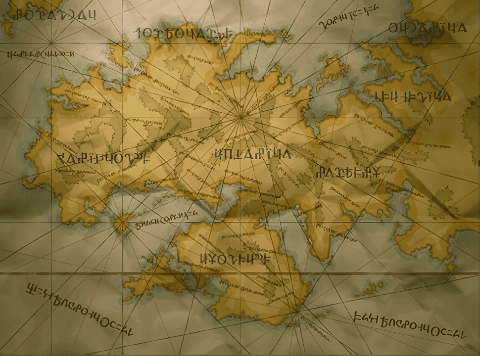 Map of the Realm