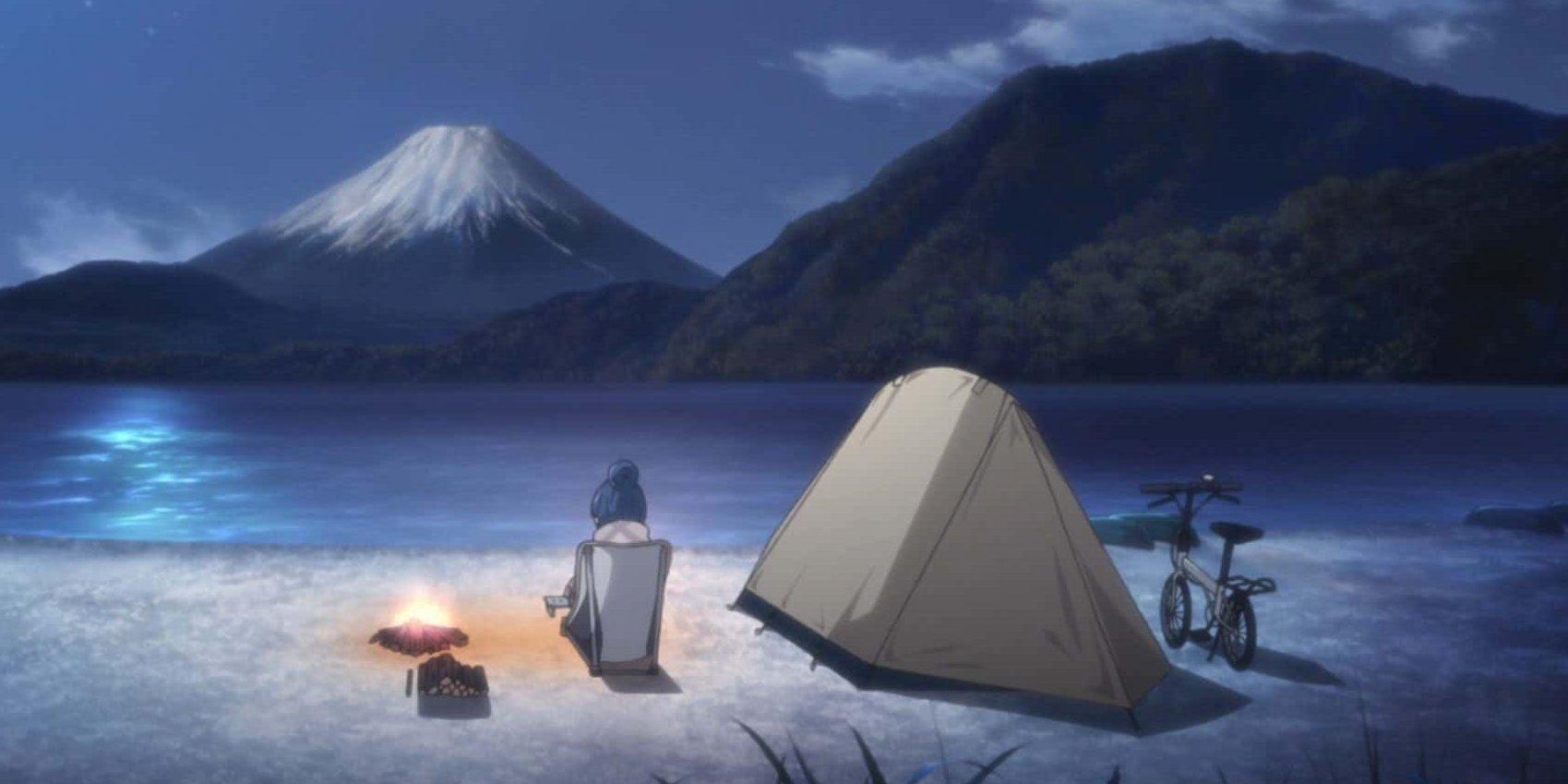 [Keywords] Yuru Camp and Hobbyism