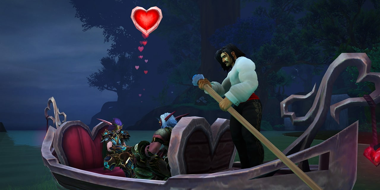 Getting Started with WoW's Love Is In The Air Event