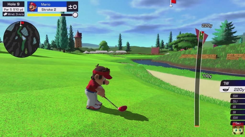 mario golf super rush!