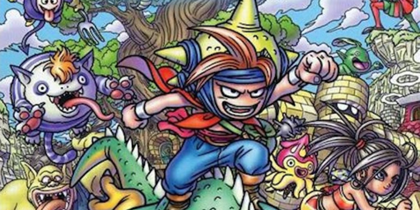 Dragon Quest: Young Yangus & The Mysterious Dungeon With Ryan Molina