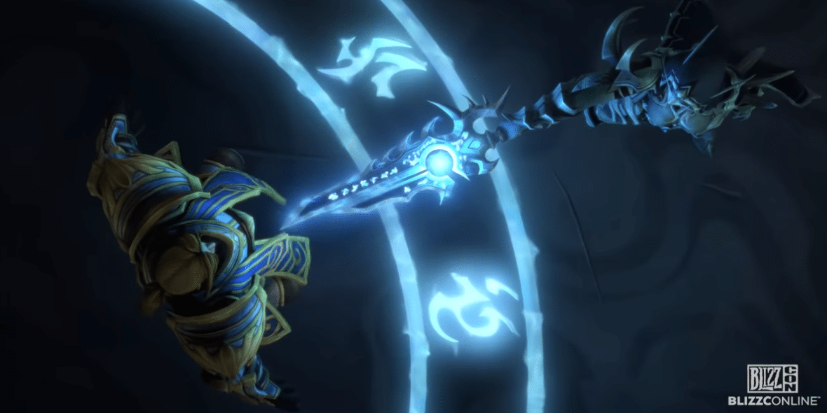 Flying in Shadowlands! And Other Exciting World of Warcraft News!