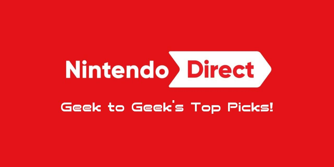 The Best February Nintendo Direct Announcements