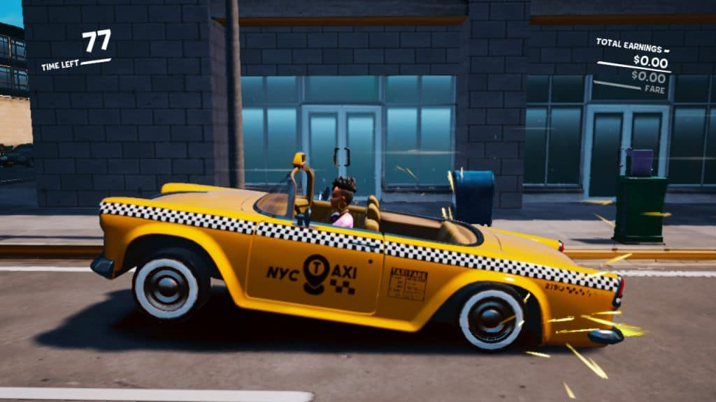 Low-ri-der, Taxi Chaos is a Lowrider.