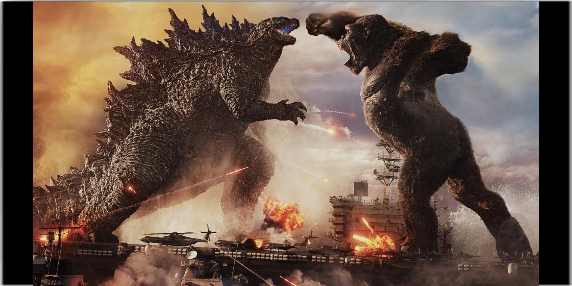 Godzilla vs Kong [Movie Review]