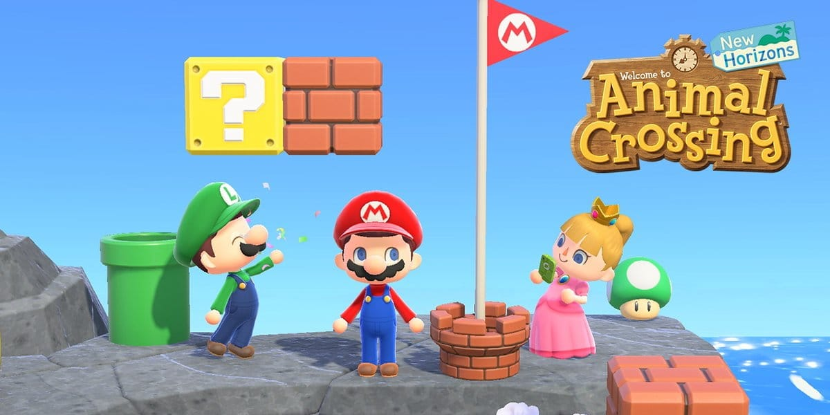 What Villagers Should Live on a Mario-themed Animal Crossing Island?
