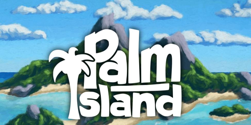 Palm Island the Card Game