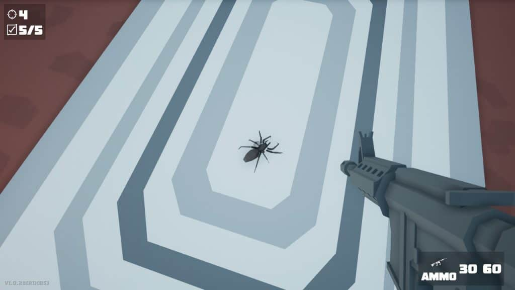 spider, say hello to my little friend