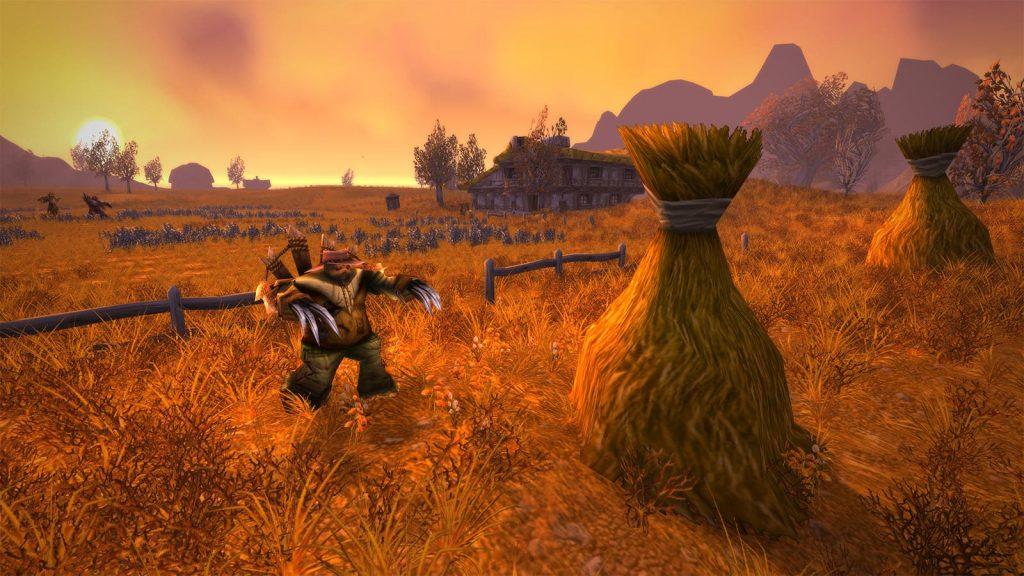 Westfall in World of Warcraft