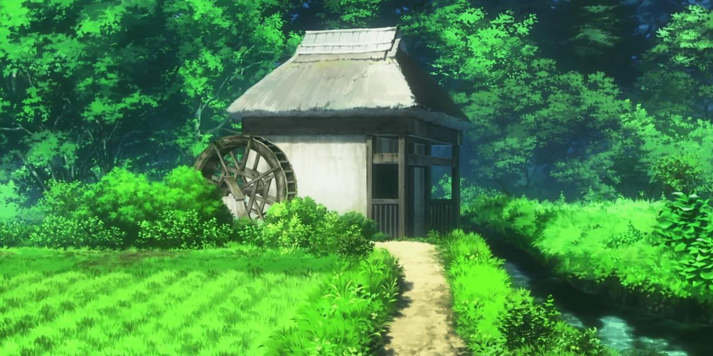 [Keywords] Non Non Biyori and Scenic Nowhere