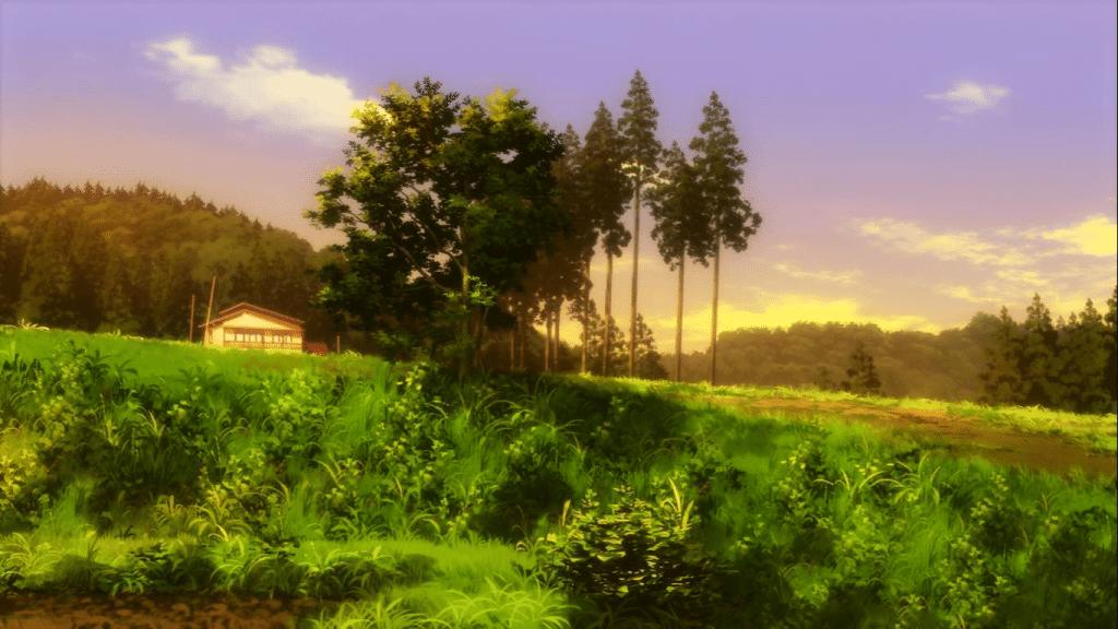 Non Non Biyori Gallery Background