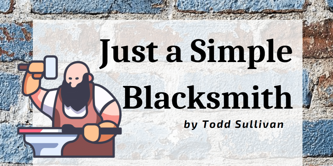 """""""Just a Simple Blacksmith"""" – Our Monthly Patreon Freebie"""