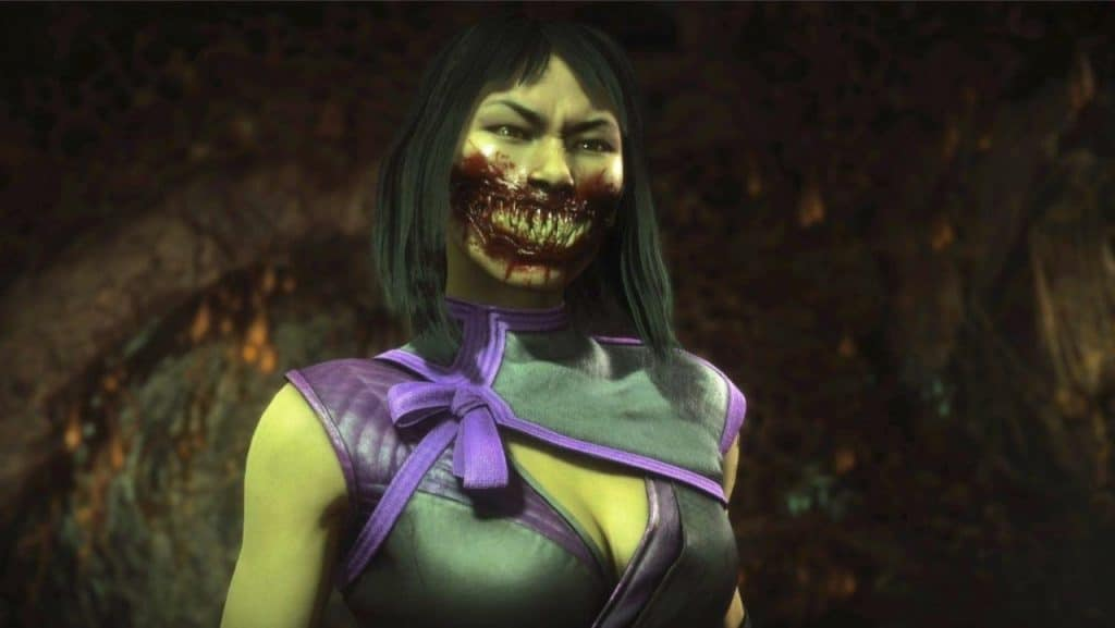 Picture of Mileena