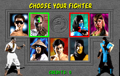 In theaters or HBO Max, the Mortal Kombat Kast of Karacters is sure to have grown since this original version