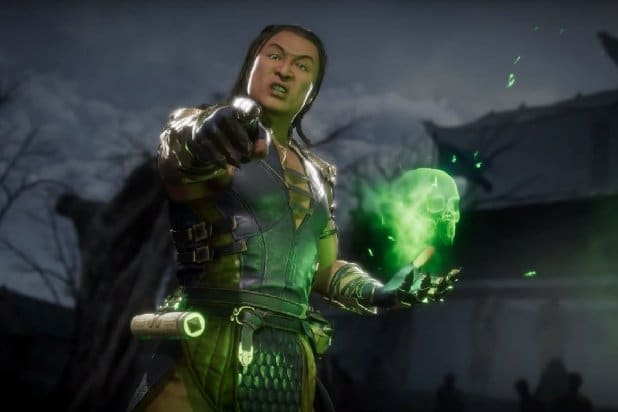 Picture of Shang Tsung